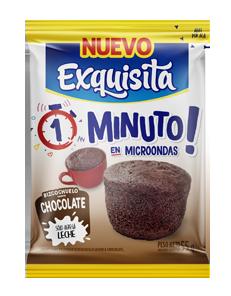 Exquisita 1 minuto – Chocolate